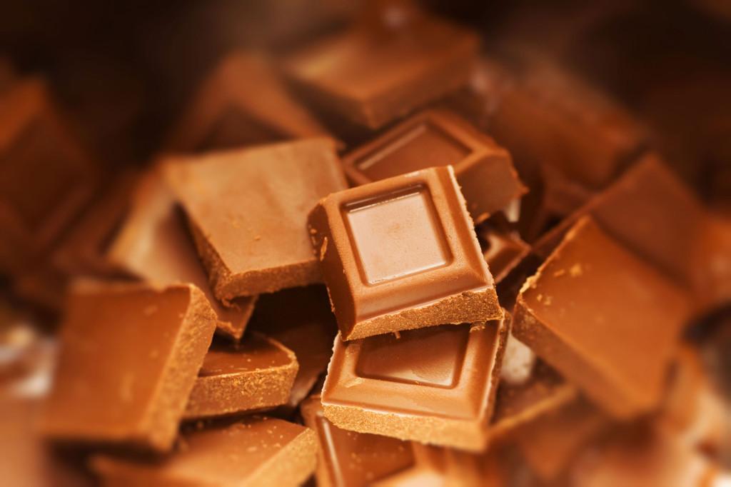Шоколад молочный своими руками