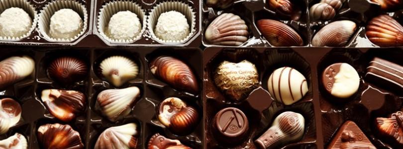 Шоколадные конфеты