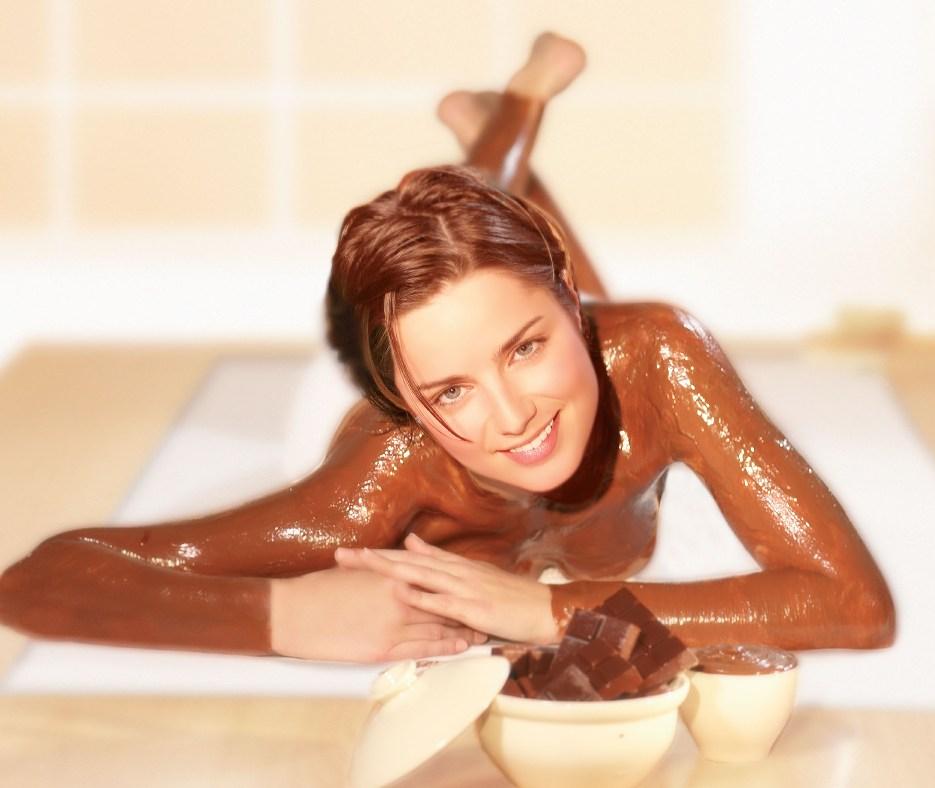 Шоколадные маски для тела