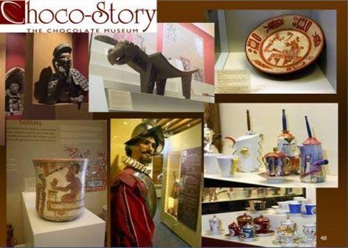 Сhoco story в Париже