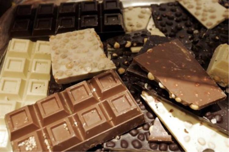 Шоколадные традиции разных стран