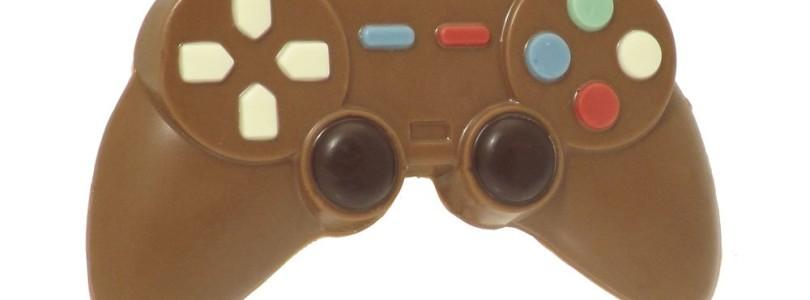 Компьютерная фантазия в шоколаде