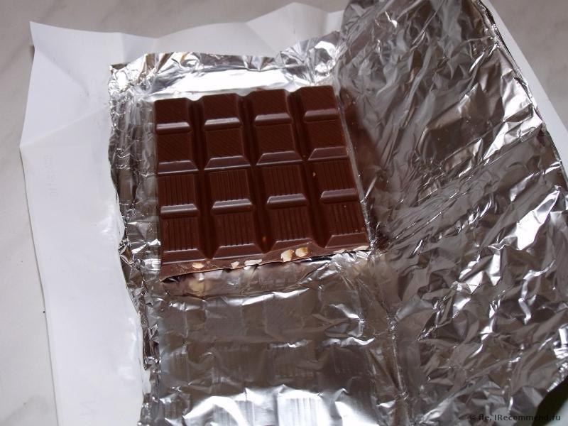 Шоколад на фруктозе