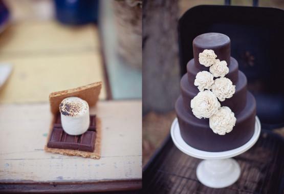 Шоколад на свадьбу