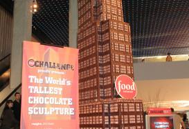 Шоколадный небоскреб