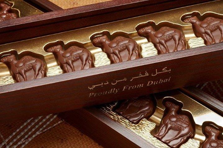 Шоколадное разнообразие в Дубаях