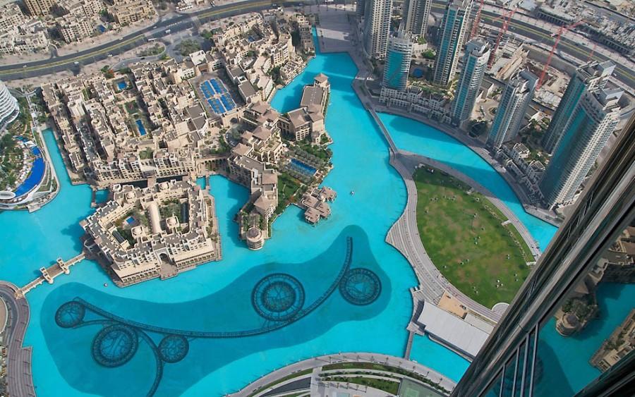 Дубаям не отказать в красоте