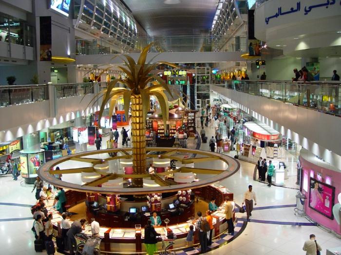 Экспо-центр в Дубаях
