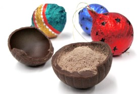 Шоколадные лакомства к новогоднему столу