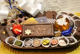 Шоколад на Новый год