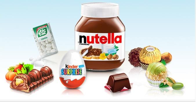 Ferrero.Шоколадная легенда