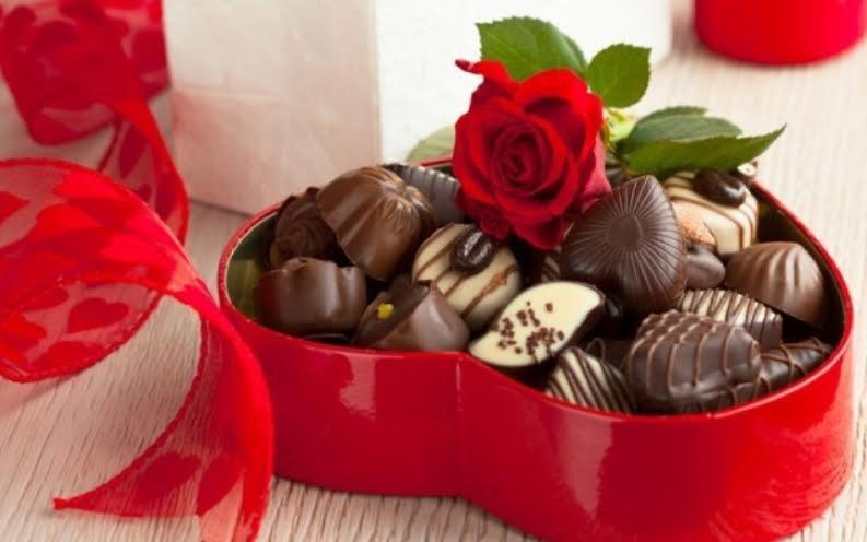 Подарки любимой девушке на День Святого Валентина изоражения