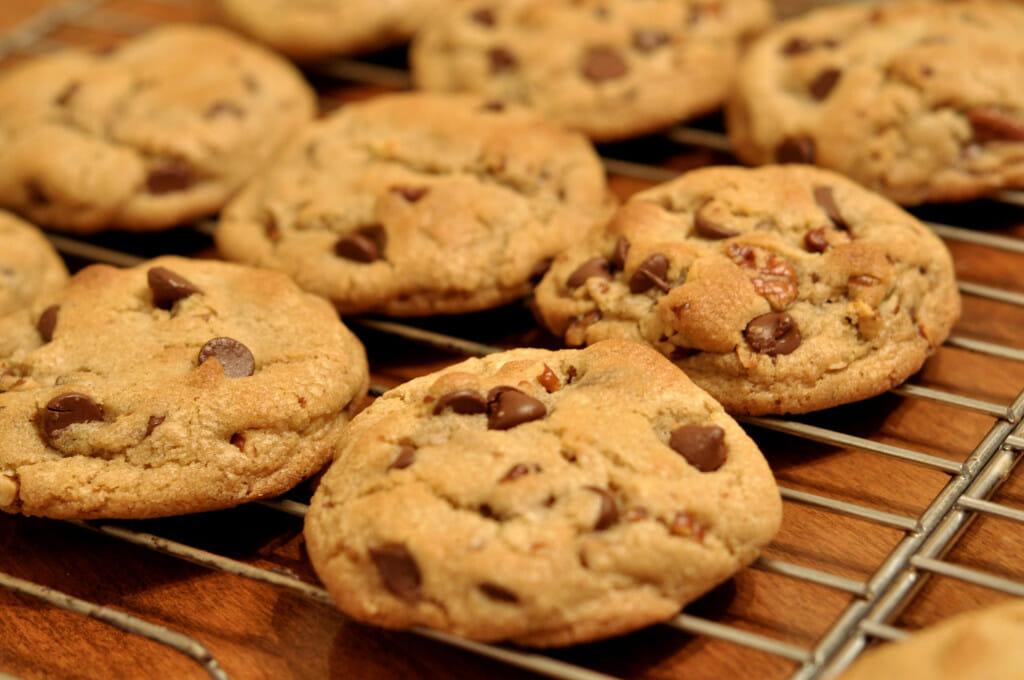 рецепт печенья производство