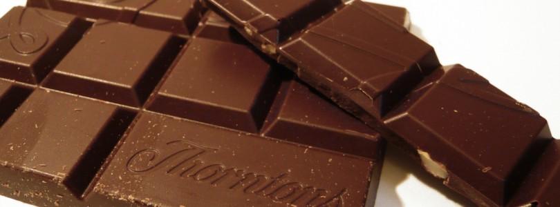 Бесконечная плитка шоколада