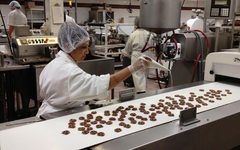 Как сделать шоколадную фабрику 71