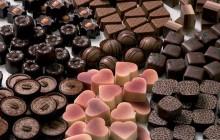Как делают фигурный шоколад?