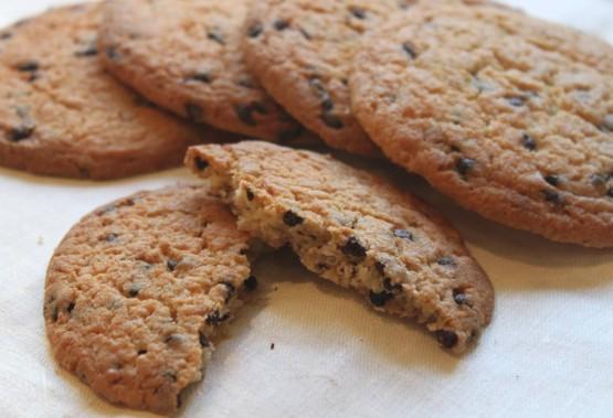 Шоколадное печенье: простой праздник с поводом и без