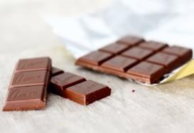 Любимое лакомство сладкоежек: молочный шоколад