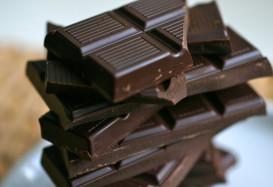 Как приготовить черный шоколад