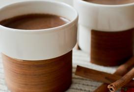 О пользе горячего шоколада