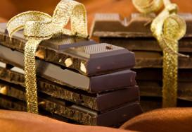 Шоколад в подарок