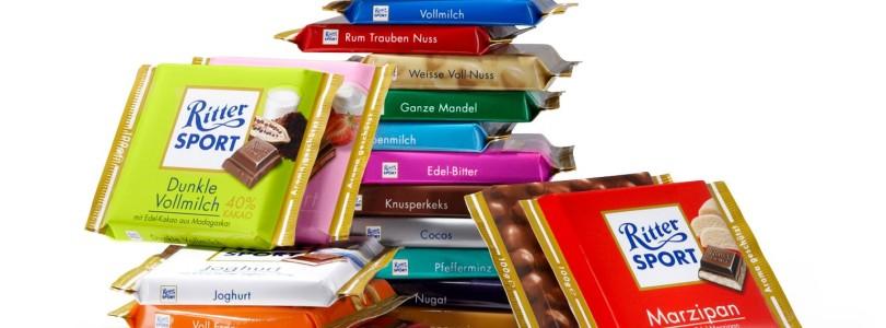 Немецкий шоколад