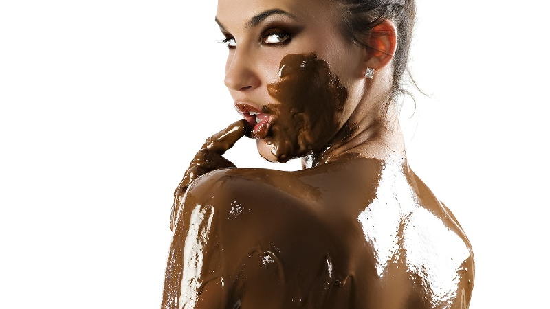 Шоколад в жизни женщины