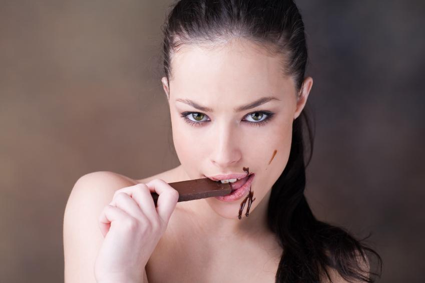 Шоколад и женщины
