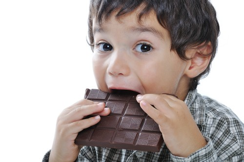 Шоколад для ребенка