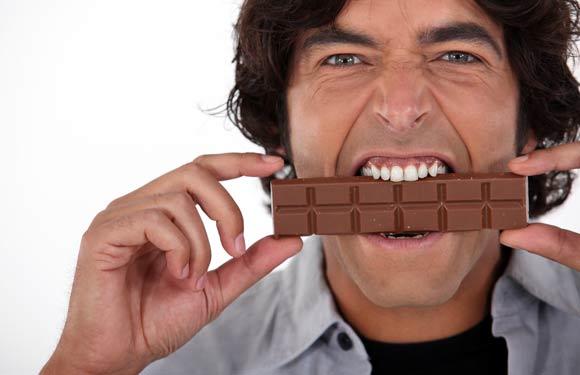 Шоколад – мужчине