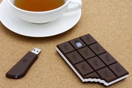 Комплект Choco Mouse&Choco Flash от японцев Fu-Bi