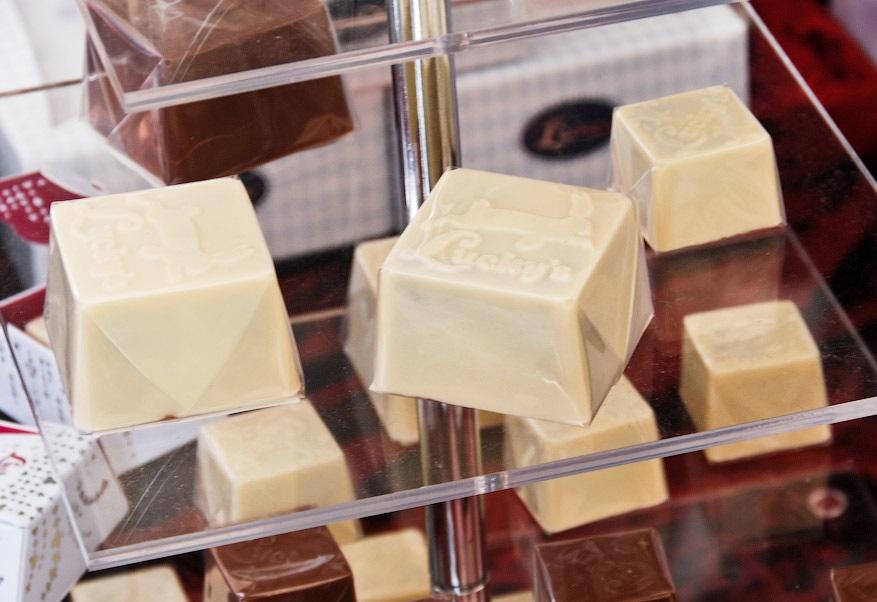 Десерт от Лондонских шоколатье