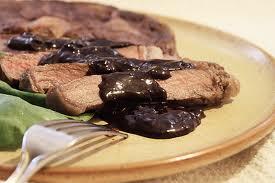 Шоколад с мясом