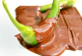 Шоколад с перчинкой